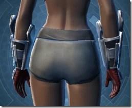 Strategist Gloves - Female Back
