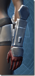 Strategist Gloves - Female Left