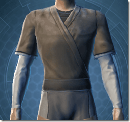 Synthleather Jacket - Male Front