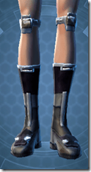 TD-02A Battle Boots Dyed
