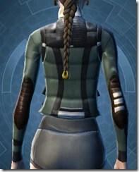 Talloran Scout's Jacket - Female Back