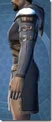 Temple Watchman's Vest - Male Left