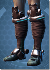 Tranquil Mystic Male Boots