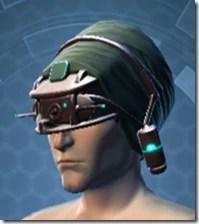 Tranquil Mystic Male Helmet