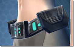 Traveler's Belt - Female Left