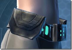Traveler's Belt - Female Right