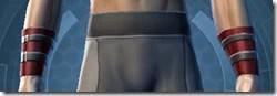Traveler's Cuffs - Male Front