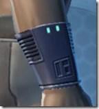 Traveler's Cuffs - Male Right