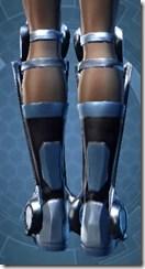 Vindicator's Boots - Female Back