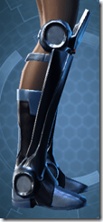 Vindicator's Boots - Female Right