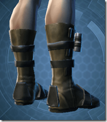 Vindicator's Boots - Male Right