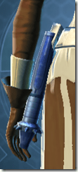Acolyte's Lightsaber Stowed