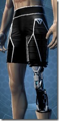 B-200 Cybernetic Male Greaves