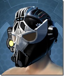 B-200 Cybernetic Male Helmet