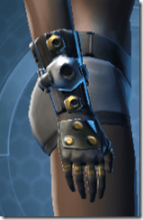 Battle Gauntlets - Female Right