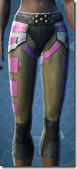 Battle Greaves Dyed