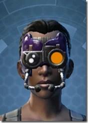 Battle Headguard Dyed