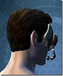 Battle Headguard - Male Right
