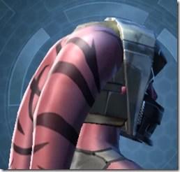 Blastguard Helmet MKII - Twi'lek Right