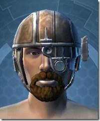 Brocart Cap - Male Front