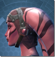 Brocart Cap - Twi'lek Left