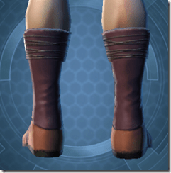 Brocart Footwear - Male Back