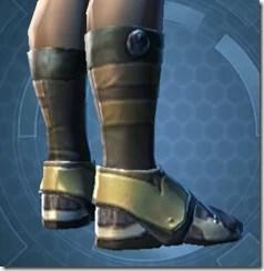 Brocart Footwear - Male Right
