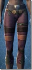 Brocart Kilt - Female Front