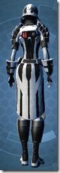 Dark Legionnaire - Female Back
