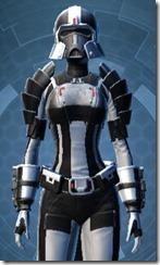 Dark Legionnaire - Female Close