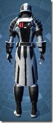 Dark Legionnaire - Male Back
