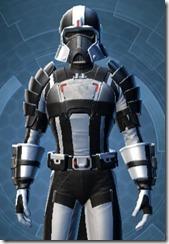 Dark Legionnaire - Male Close