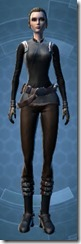 Elegant Duelist - Female Front