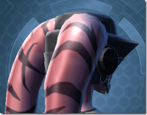 Flak Helmet MKII - Twi'lek Right