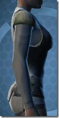 Guardsman's Chestguard - Female Right