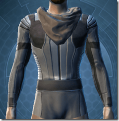 Guardsman's Chestguard - Male Front