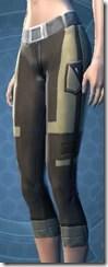 Guardsman's Greaves - Female Left