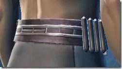Indignation Belt - Male Right