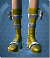 Indignation Boots Dyed