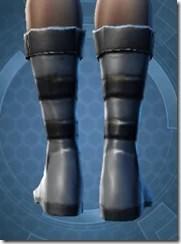 Indignation Boots - Female Back