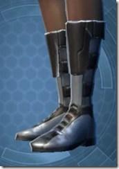 Indignation Boots - Female Left