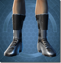 Indignation Boots - Male Front