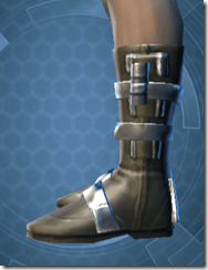 Indignation Boots - Male Left