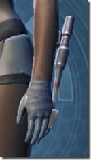 Indignation Handgear - Female Left