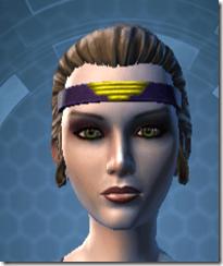 Indignation Headgear Dyed