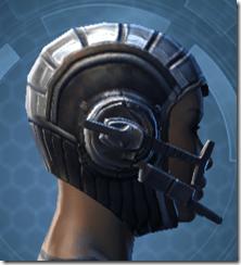 Indignation Headgear - Female Right