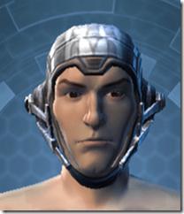 Indignation Headgear - Male Front