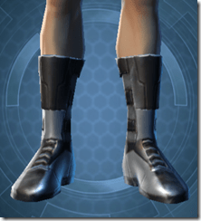 Inspiration Boots - Male Front