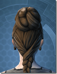 Inspiration Headgear - Female Back