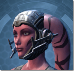 Inspiration Headgear - Twi'lek Left